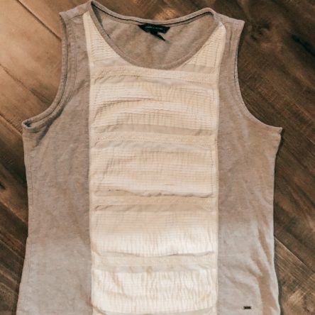 Tommy Hilfiger Sleeveless Top – Size Med