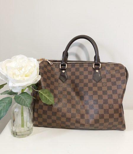 Non-Authentic Louis Vuitton Duffel Purse